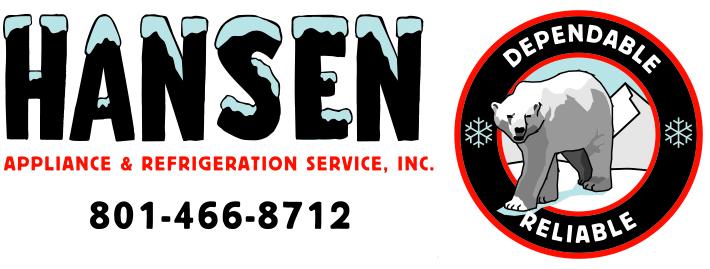 Hansen Refrigeration Van Logo
