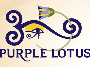 purple lotus works