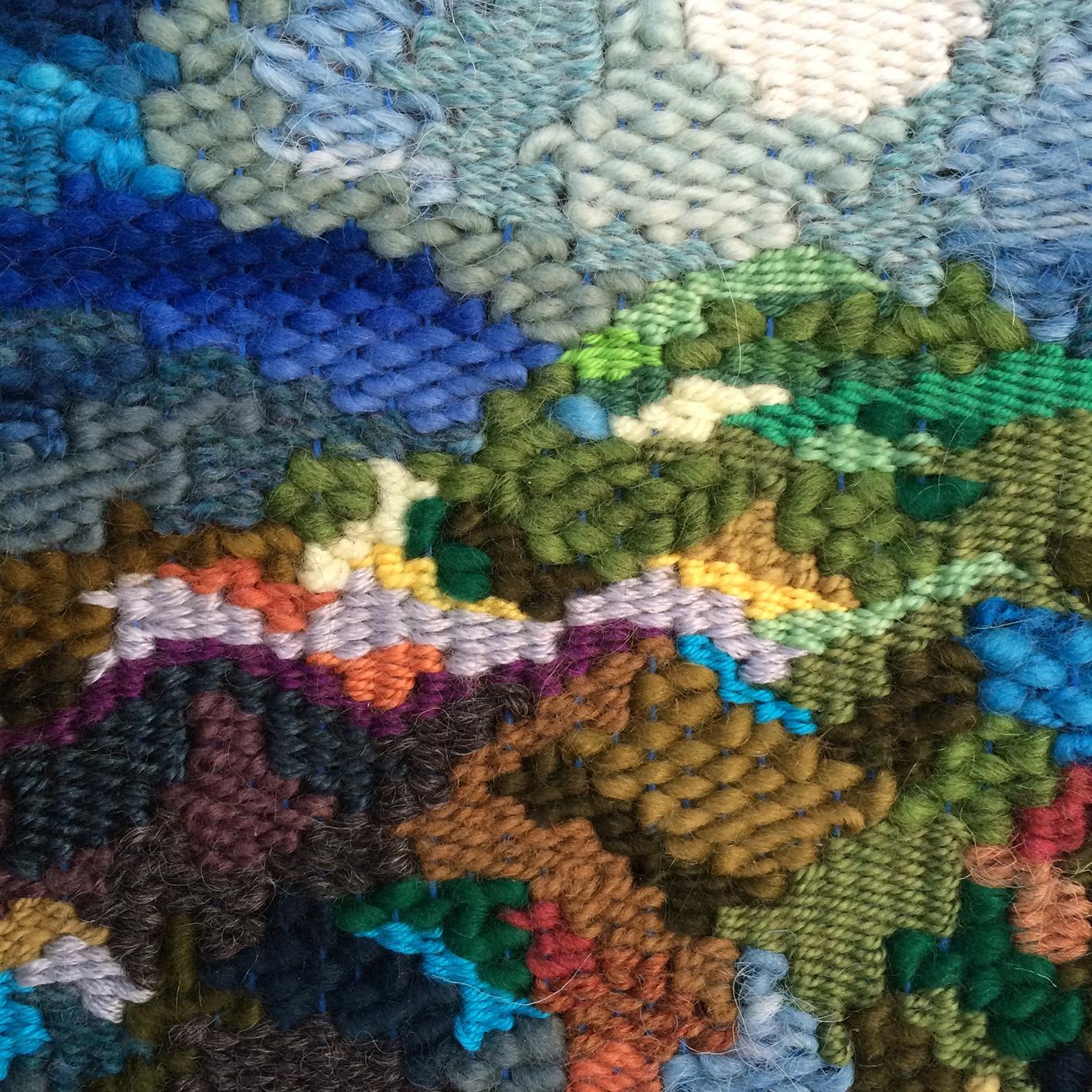 Tapestry Garden Detail